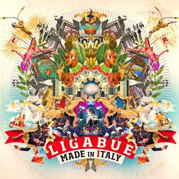 "Ligabue, da oggi in pre-order ""Made in Italy"""