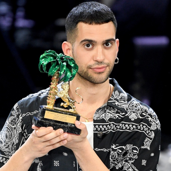 Mahmood rappresenterà l'Italia all'Eurovision Song Contest