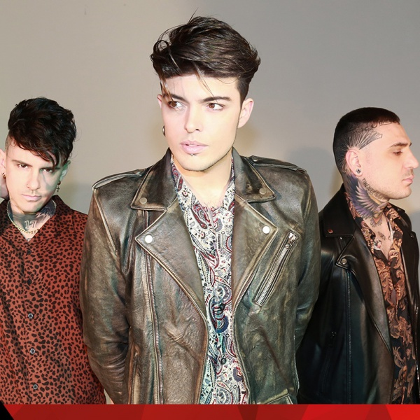 "The Kolors, ""Pensare Male"" è disco d'oro."